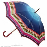 Fulton Umbrella - Stripe Ombre