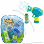 Funny Toy Bubble Gun with Bubble Water