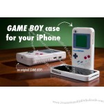 Game Boy iPhone 4/4S/5 Silicone Case