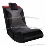 Game Chair, Rocking Chair with Polyester Cover and Foam Padding
