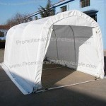 Garage for One Car, Easy-to-assemble, with Strong Structure and Long Lifespan