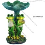 Garden Decoration Resin Frog Figurine