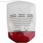 Gas Leak Alarm, Applicable for Natural Gas, Combustible Gas, Methane and Propane