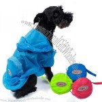 Gentle Anti-Rain Pet Dog Clothes