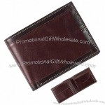 Gents Leather Coin Pocket Wallets
