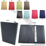 Genuine Leather Passport Cover Holder Wallet Case Travel 8 Colors New