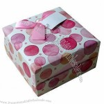 Gift Box, Decorated with Ribbon