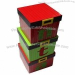Gift Boxes, With One Toy On Top