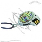 Gift Bright Jade USB Flash Memory Stick