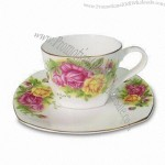 Gift Cup and Saucer