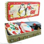 Gift Pencil Case Tin