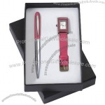 Gift Set With Watch, Ball Pen(1)