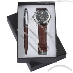 Gift Set With Watch, Ball Pen(4)