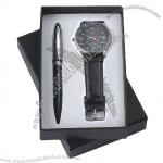 Gift Set With Watch, Ball Pen(6)