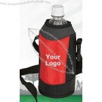 """Giftcor Green I-cool Water Bottle Holder Cooler 7-1/4""""x3-1/2"""""""