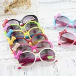 Girl Sunglasses with Bowknot