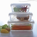 Glass Airtight Food Container
