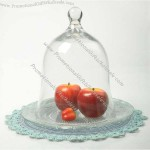 Glass Clear Cake Cover