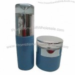 Glass Lotion Bottles with Silkscreen Printing, with Pump or Silver Lid