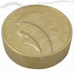 Gold Coin Stress Ball