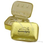 Gold Deluxe Jewelry Case