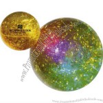 Gold Light Up Bouncer Ball