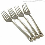 Gold-plated Cheap Stainless Steel Dessert Forks