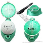 Golf Ball Markers Line Drawing Tool