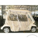 Golf Car Weather Guard