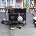 Golf Photo Frame with Club