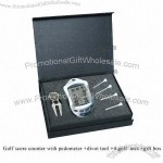 Golf Score Counter Package Gift Set