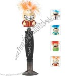 Goofy - Talking pen with bobble head and thank you message.