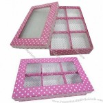 Gourmet Gift Box, Rectangle Shape, for Hats, Chocolates, Candies or Other Confectionery Packing