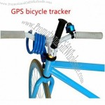 GPS Locator GPS Tracker GPS Monitoring System Alarm 305 for Bicycles