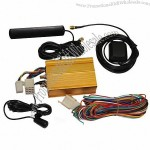 GPS Tracking Devices with Temperature and Fuel Sensor