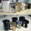 Gun Mugs with Metal Handle