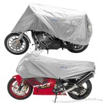 Half Motorcycle Cover