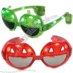 Halloween Pumpkin Shape Party Glasses