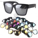 Hand Made Acetate Design Sunglasses with Mirror Polarized Lens