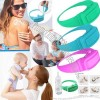 Hand Sanitizer Bracelet - Silicone Watch Handwash Gel