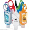 Hand Sanitizer with Holder - 1 Oz.