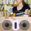 Handheld & Desk USB Rechargeable Foldable Personal Cooling Fan