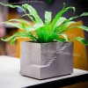 Handmade Concrete Architectural Style Succulent Planter / Plant Pot / Flower Pot / Bonsai Pot