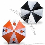 Hat Umbrella with 11 to 16-inch x 8K Size
