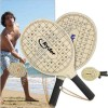 Have some beach or picnic fun with this outdoor paddle game.