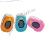 Health Candada Fingertip Pulse Rate Oxygen Blood Child Pediatric SPO2 Oximeter Monitor