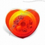 Heart Shape LED Finger Light