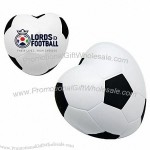 Heart Shaped Football Stress Ball