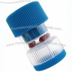 Heavy Duty Pill Crusher with Container