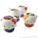 Hello Kitty Cute Pressure DIY Potted Plants
